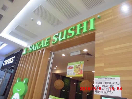 sakae sushi malaysia background information 21 industry background  information of the top 20 players  sdn bhd sakae sushi started growing in malaysia with currently over 35 outlets nationwide.