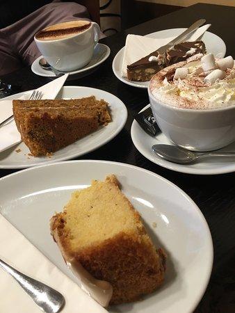 Frinton-On-Sea, UK: Lovely friendly cafe.