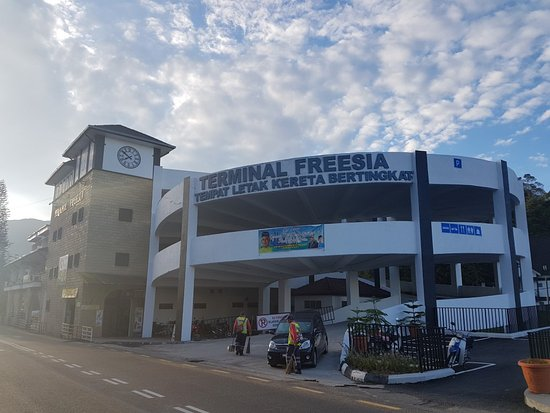 Танах-Рата, Малайзия: @ Terminal Freesia