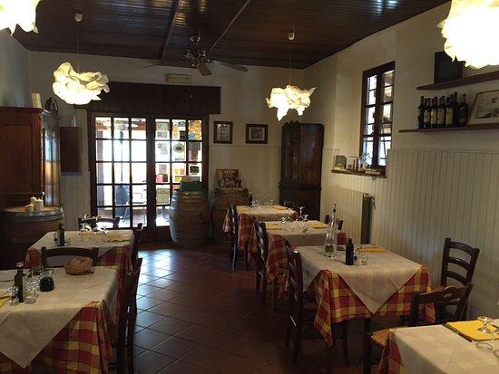 Gavorrano, Italien: La Vecchia Hosteria