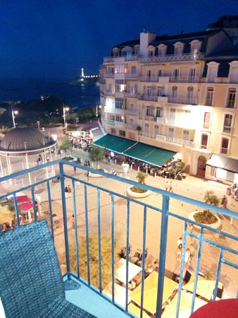 Marvelous Hotel Florida Biarritz Photo