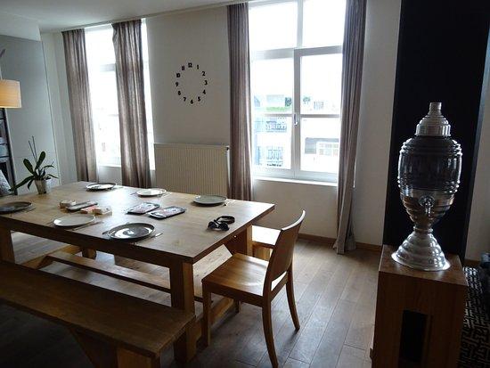 Antwerp Province, Belgique : 2 bed 5th floor Apartment