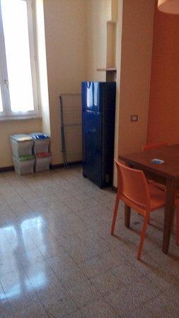 Trianon Borgo Pio Residence: Cocina de nuestro apartamento