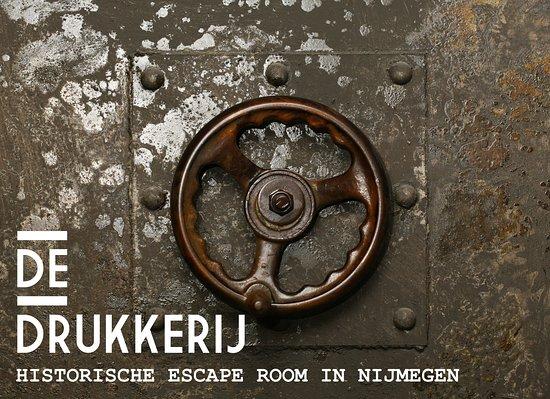De Drukkerij | Escape Room Nijmegen