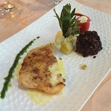 Salice Blu: A fantastic meal. A restaurant Well worth visiting.