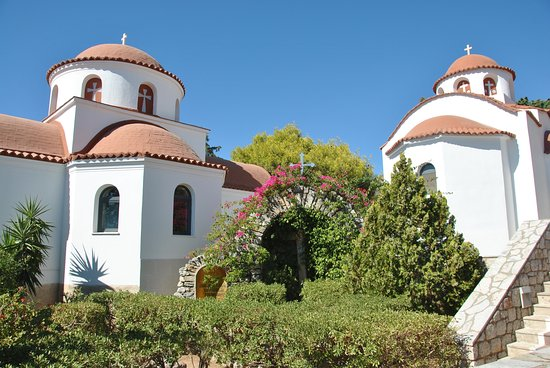 Pothia, กรีซ: Beautiful architecture