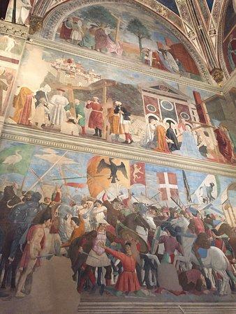 Church of San Francesco Arezzo: Chiesa di San Francesco