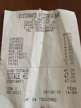 Imagen de Ristorante Pizzeria Bar Il Tartufo