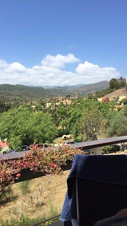 Parque Botanico Resort: Vue depuis le balcon