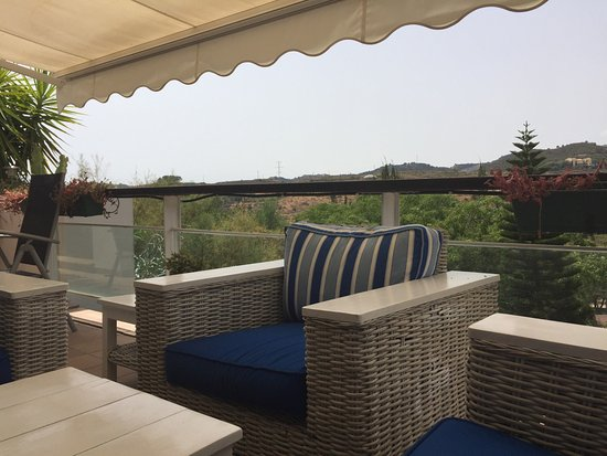 Parque Botanico Resort: Balcon