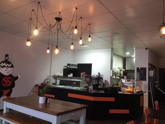 Kyneton, Αυστραλία: Super Sushi