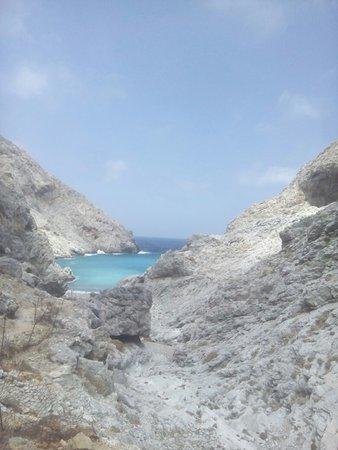 Tholaria, Grecja: Μικρή Βλυχάδα παραλία