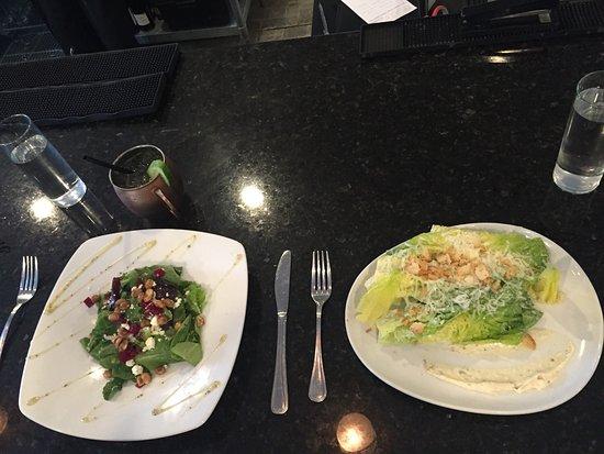 Blacksburg, Βιρτζίνια: Black Hen Restaurant and Bar Blue