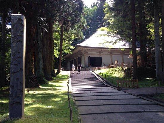 Chuson-ji Temple: 金色堂