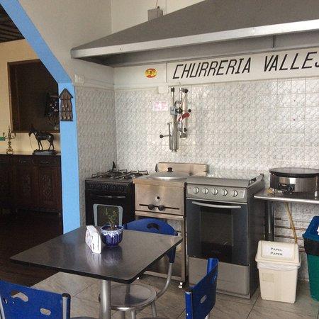 Foto de mirador andino hostel manizales cocina equipada for Cocinas integrales manizales
