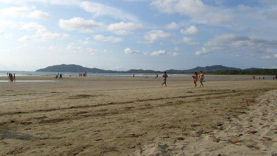Hotel Pasatiempo: Playa a 10 minutos del hotel