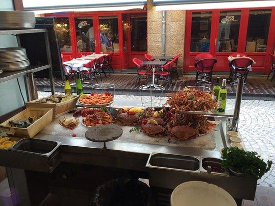 Restaurant restaurant intra muros dans saint malo avec - Cours de cuisine saint malo ...