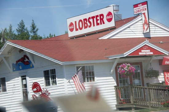 Trenton, ME: The best lobster on the planet!