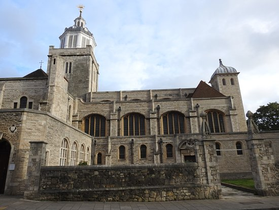 Portsmouth Cathedral