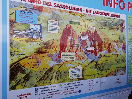 Val Gardena, Italien: 20160816_114852_large.jpg