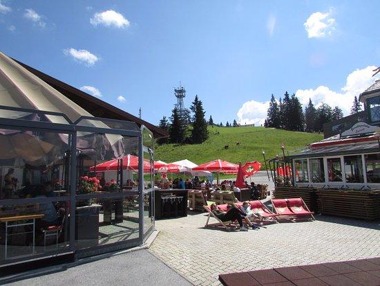 Sankt Johann im Pongau, Østrig: Geisterberg