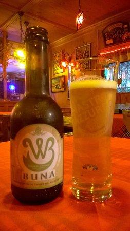 Edolo, Italien: Birra artigianale