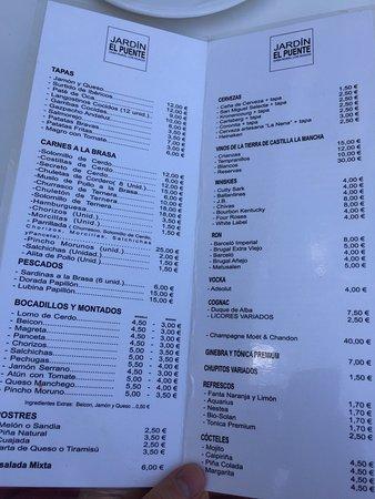 San Clemente, Spain: Restaurante Casa de los Acacio