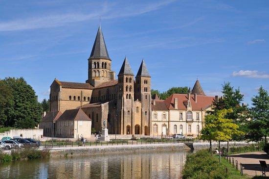 Charolles, France : Paray Le Monial