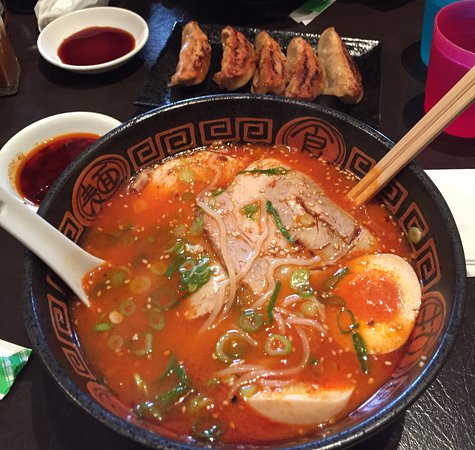 Expect frequent ramen cravings after visiting