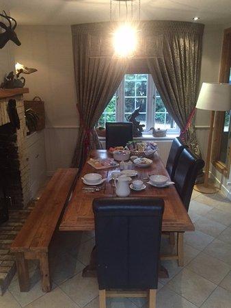 Waterbeach, UK: Frühstück für zwei