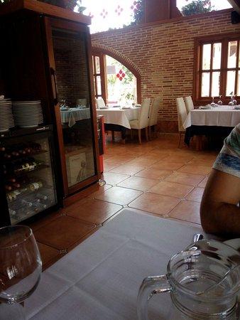 Los Belones, España: Comedor principal