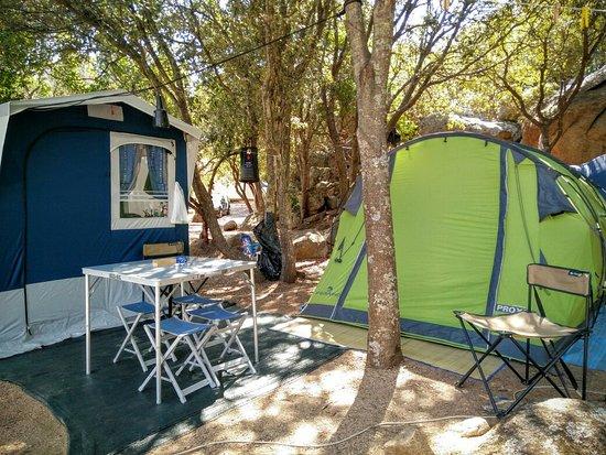 Pianottoli-Caldarello, Γαλλία: Camping Kevano e dintorni