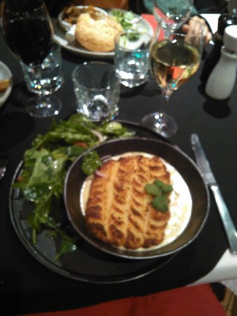 Kings Canyon, Australia: Fish pot pie