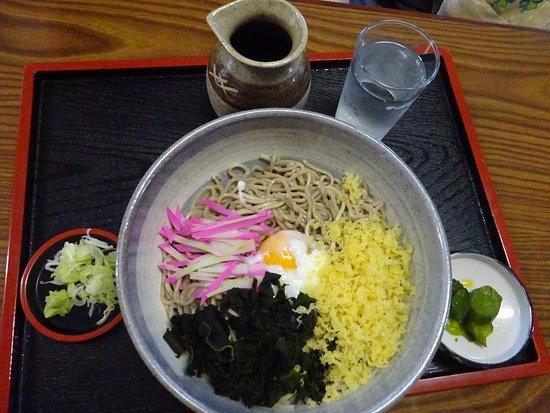 Takikawa Japan  city photo : Takikawa, Japan: 冷やし狸そば
