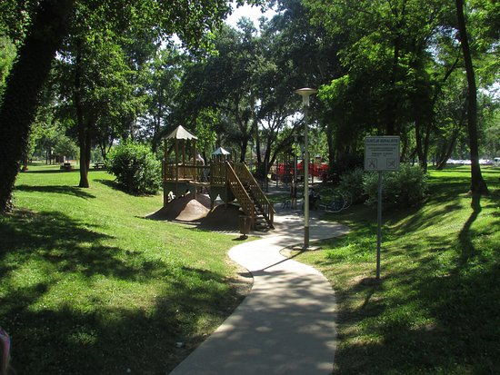 Park Bundek Children-s-playground