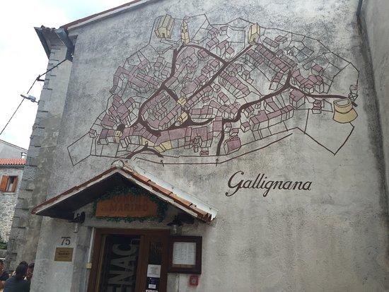 Istria, Kroatien: Konoba Marino