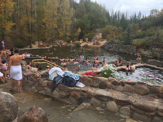 Strawberry Park Natural Hot Springs Lodging