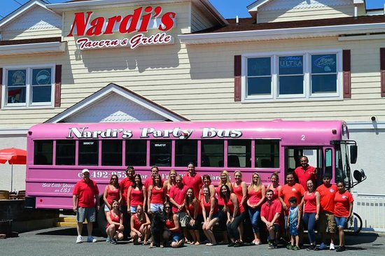 Long Beach Township, NJ: Nardis Tavern