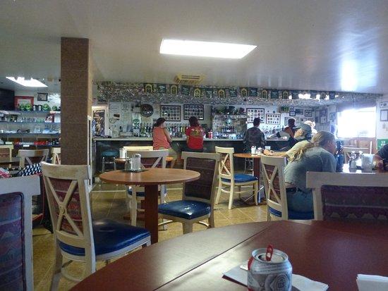 Extraterrestrial Highway: Little Aleinn restaurant