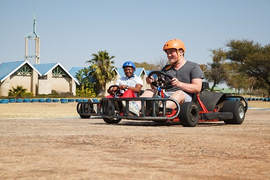 Warmbaths, A Forever Resort: Go-Carts