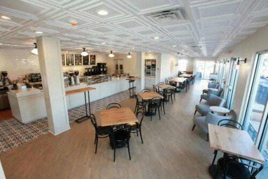 Ambler, PA: Saxby's Coffee