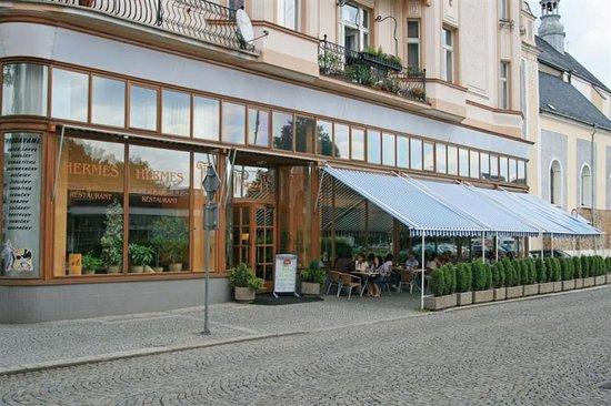 Krnov, Tjeckien: Exterieur