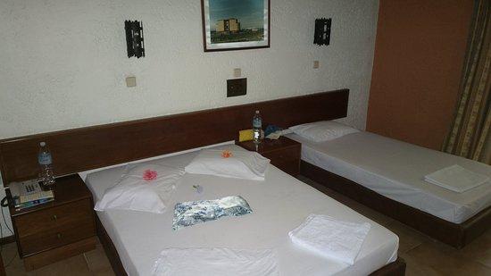 Room in Ladiko hotel