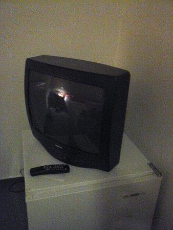 Hotel Aqua: tv d'un autre siecle