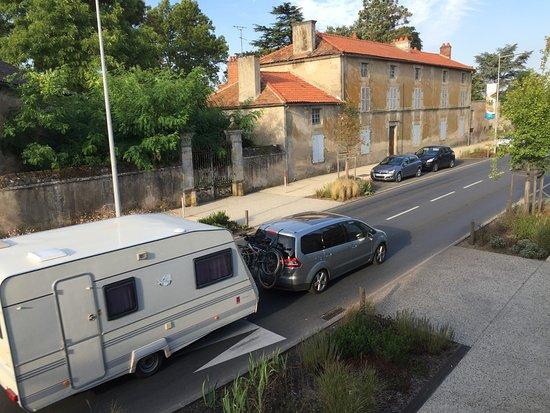 Lussac les Chateaux Foto