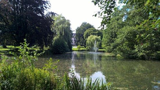 Tremsbuettel, Γερμανία: Schloss-Park