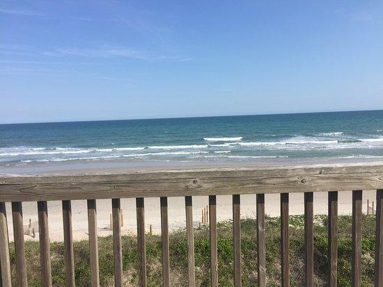 North Topsail Beach, NC: Ocean views