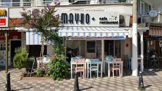 Zeytin lokanta: Lokantanin yeni adı MAYKO