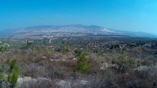 Jesus Trail: irgendwo zwischen Kafr Kanna und Lavi.