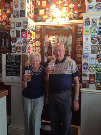 Matlock, UK: Stanley's Ale House